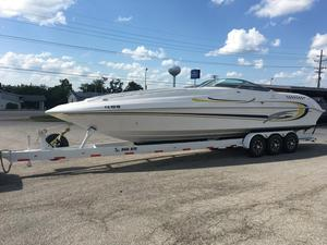Used Envision 36 Combo High Performance Boat For Sale