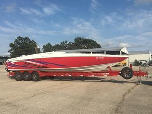 Used Baja 35 Outlaw Cruiser Boat For Sale
