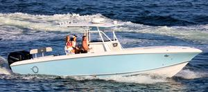 Used Fountain 34CC High Performance Boat For Sale