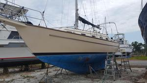 Used Island Packet 32 Cutter Sailboat For Sale