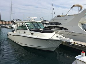 Used Boston Whaler 345 Conquest Walkaround Fishing Boat For Sale