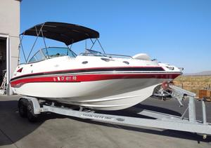 Used Kayot Deck Boat For Sale
