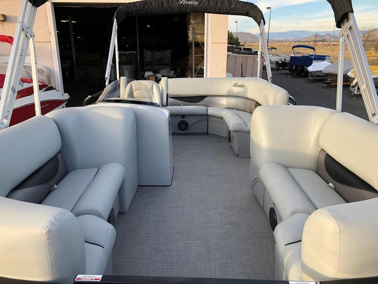 norfolk pontoon sale in rear boats bentley virginia for elite new lounger power pontoons va outboard