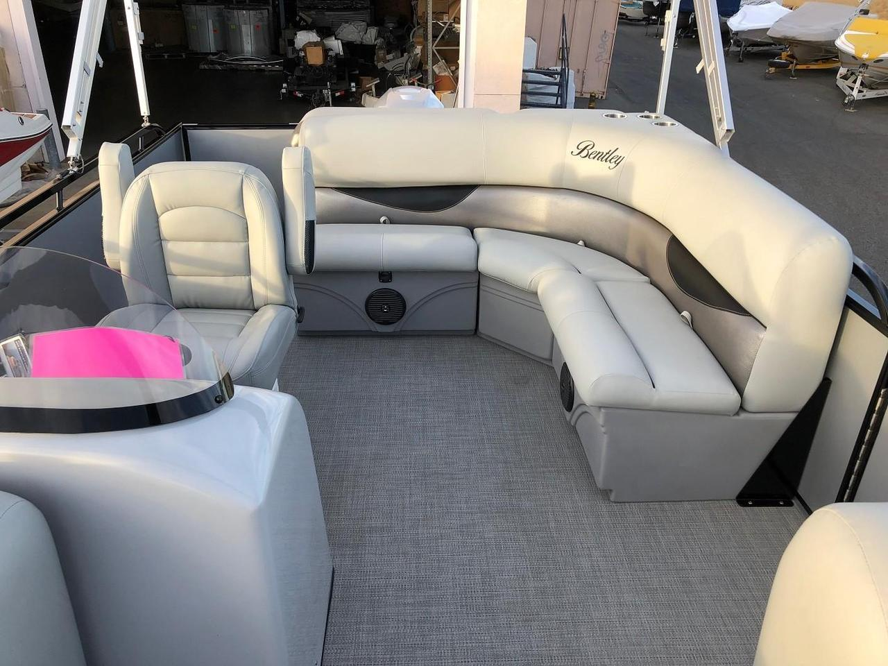 sale boats for com bentley from pontoon cruise usa se