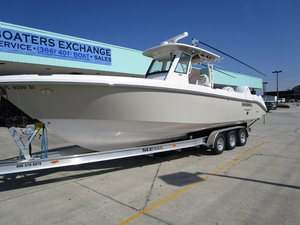 Used Everglades Boats 325CC Center Console Fishing Boat For Sale
