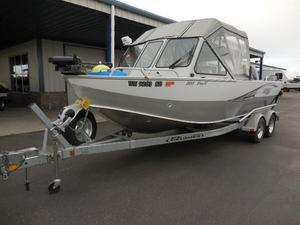 Used Hewescraft 200 Pro-V Aluminum Fishing Boat For Sale
