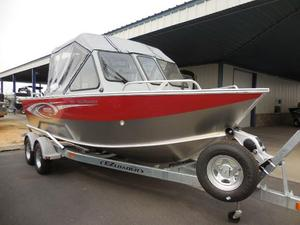 New Hewescraft 190 SEA RUNNER w/ET Aluminum Fishing Boat For Sale