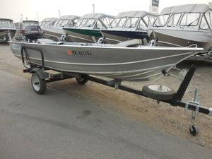 Used Gregor Boat Co Aluminum Fish Boat Aluminum Fishing Boat For Sale