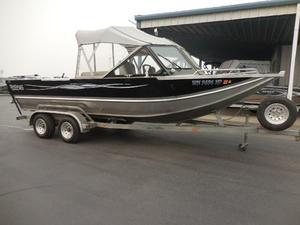 Used Northwest Jet 218 Lightning Aluminum Fishing Boat For Sale