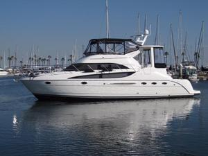 Used Meridian 459 Motor Yacht Aft Cabin Boat For Sale