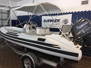 Used Nautica 18 Widebody Tender Boat For Sale