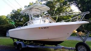 Used Proline 23 Sport Center Console Fishing Boat For Sale