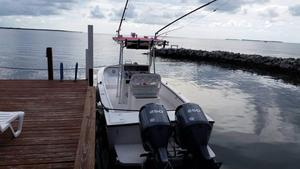 Used Offshore 1993 Center Console 26 foot Center Console Fishing Boat For Sale