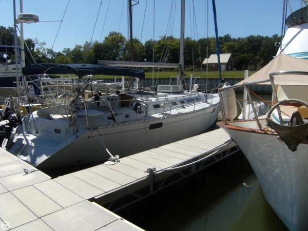 Used Beneteau 432 Moorings Sloop Sailboat For Sale