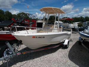 Used Scout 175 Sportfish Sports Fishing Boat For Sale