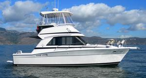 Used Riviera 34 Platinum Saltwater Fishing Boat For Sale