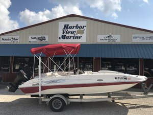 Used Nautic Star 200SC Sport Deck Boat For Sale