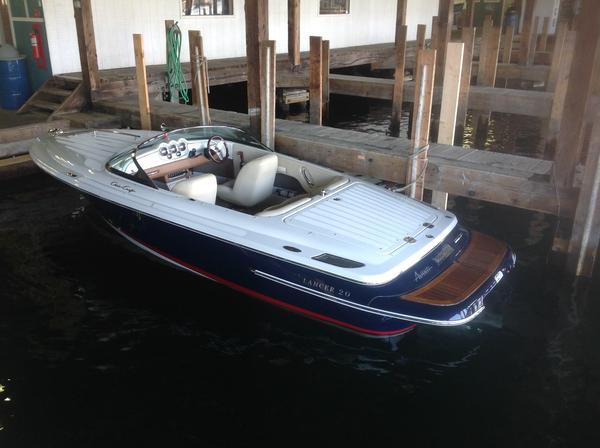 Used Chris-Craft 20 Lancer Passenger Boat For Sale
