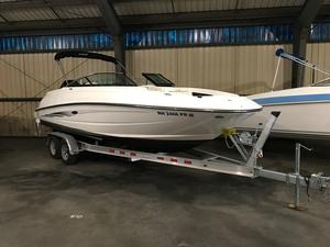 Used Sea Ray 240 Sundeck Outboard Deck Boat For Sale