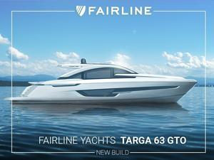 Used Fairline Targa 63 GTO Motor Yacht For Sale