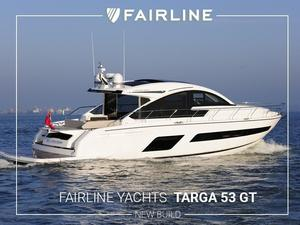 New Fairline Targa 53 Gran Turismo Sports Cruiser Boat For Sale