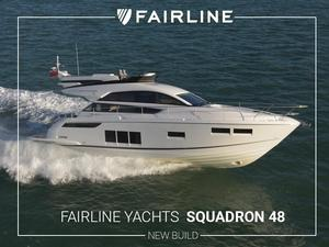 New Fairline Squadron 48 Flybridge Boat For Sale