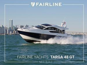 New Fairline Targa 48 Gran Turismo Sports Cruiser Boat For Sale