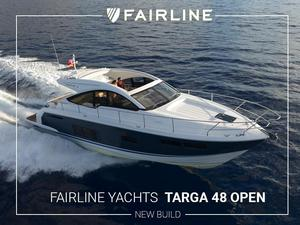 New Fairline Targa 48 Open Sports Cruiser Boat For Sale