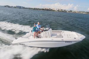 New Yamaha 190 FSH Center Console Fishing Boat For Sale