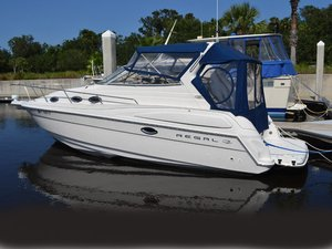 Used Regal 2760 Commodore Cruiser Boat For Sale