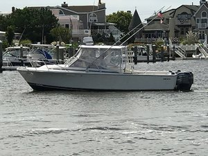 Used Blackfin 27 Combi Sports Fishing Boat For Sale