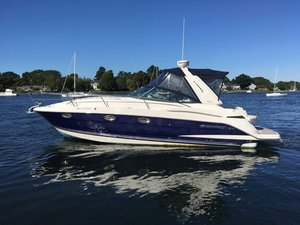 Used Monterey 33 Sport Yacht Cruiser Boat For Sale