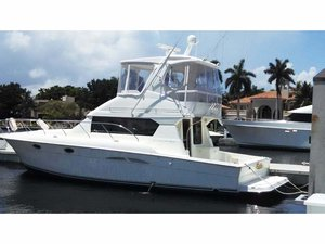 Used Silverton Cruiser Boat For Sale