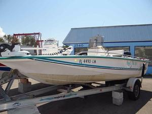 Used Key Largo 18 CC Center Console Fishing Boat For Sale