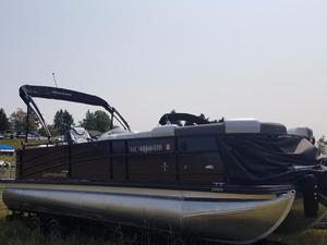 Used Berkshire 523 Super Sport Pontoon Boat For Sale
