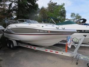 New Hurricane 2400 SUNDECK Deck Boat For Sale
