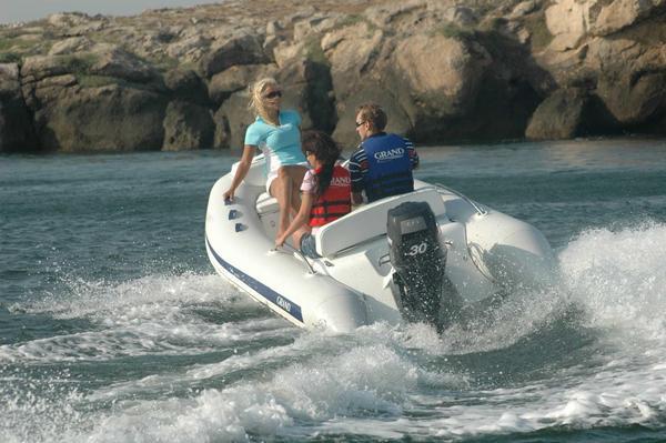 New Grand GL 380 EF Tender Boat For Sale