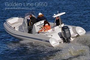 New Grand Golden Line G650 Tender Boat For Sale