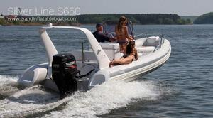 New Grand Silver Line S650 Tender Boat For Sale