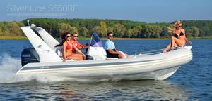 New Silverline Silver Line S550 Tender Boat For Sale