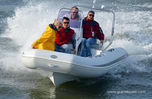 New Grand Silver Line S520 Tender Boat For Sale