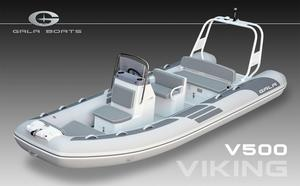 New Gala Viking V500 Inflatable Boat For Sale
