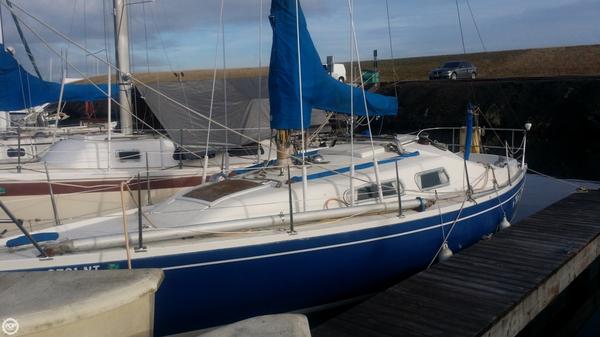 Used Albin Yachts 30 Ballad Sloop Sailboat For Sale