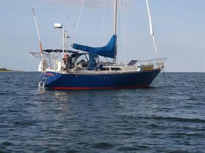 Used C&c 34 Sloop Sailboat For Sale