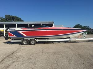 Used Sonic 33RS High Performance Boat For Sale