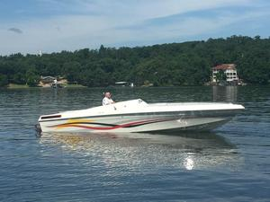 Used Baja Marine 32 Outlaw High Performance Boat For Sale