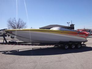 Used Sunsation 32ssr Dominator High Performance Boat For Sale