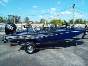 New Lowe Stinger 175 Freshwater Fishing Boat For Sale