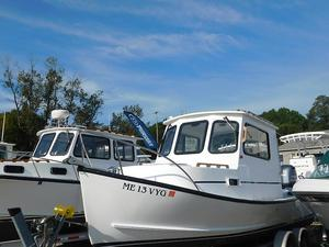 Used Eastern 24 Lobster Cabin Other Boat For Sale