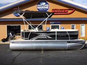 New Harris 180 Cruiser Pontoon Boat For Sale